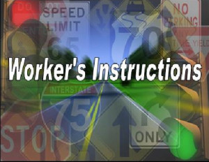 Workers Instructions Hyperlink