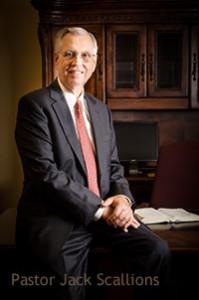 Pastor Jack Scallions